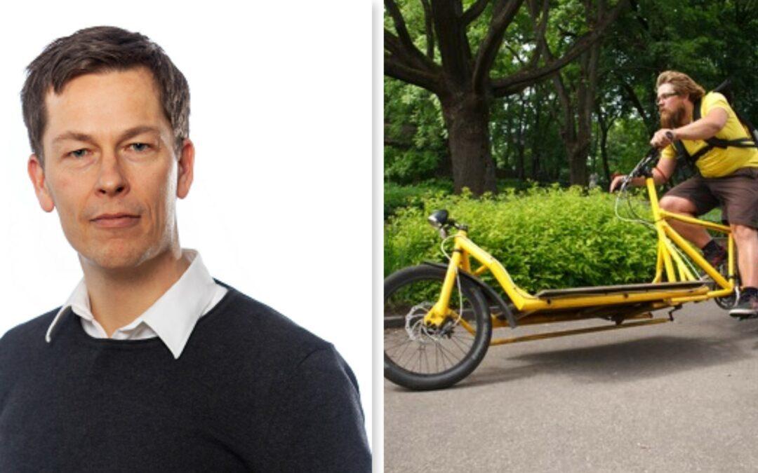 Maxa second hand-nyttan med smart transport