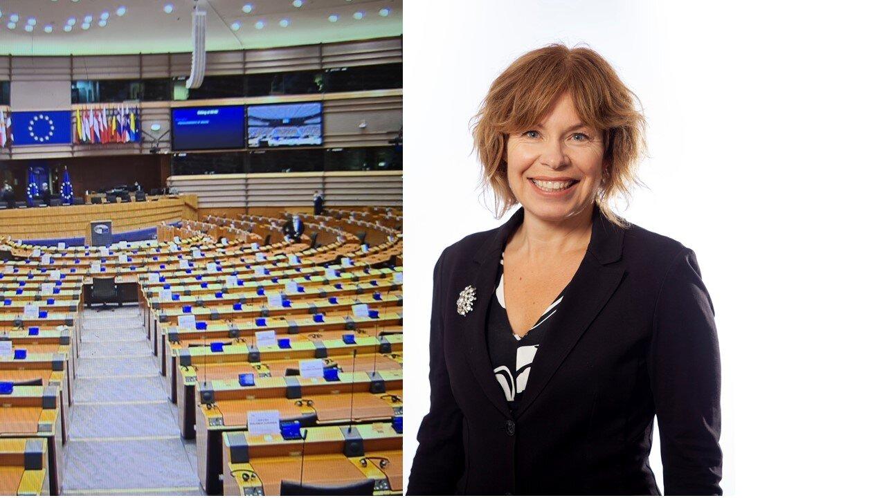 Historiskt att EU höjer klimatmålen – parlamentet röstade för 60 procent till 2030
